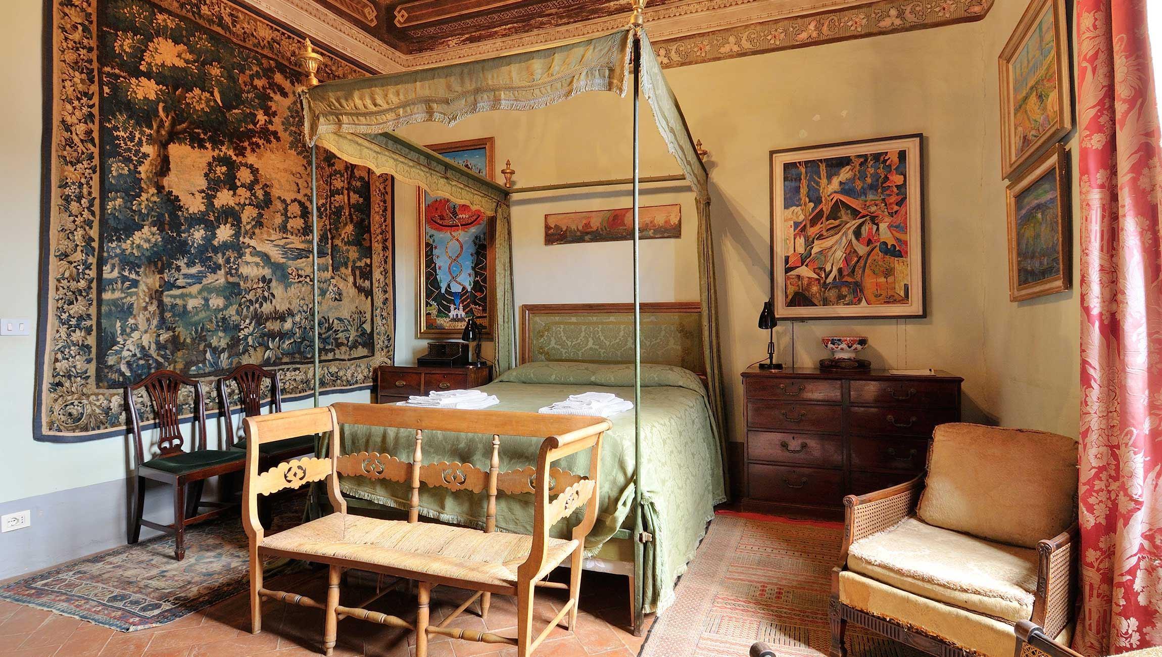 The Baron's Room